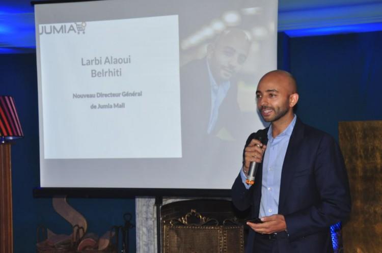 Larbi Alaoui Belrhiti, nouveau DG de Jumia