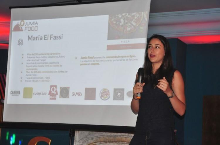 Maria El Fassi, Country Manager de Jumia Food