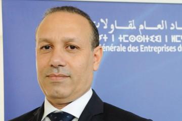 Marouane Tarafa, président du conseil d'administration de LHAM