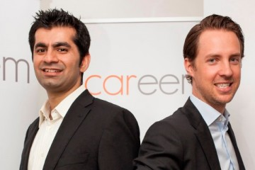 Mudassir Sheikha et Magnus Olsson, fondateurs de Careem