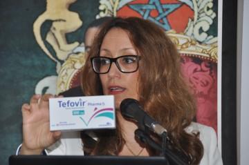 Myriam Lahlou-Filali, DG du Groupe PHARMA 5