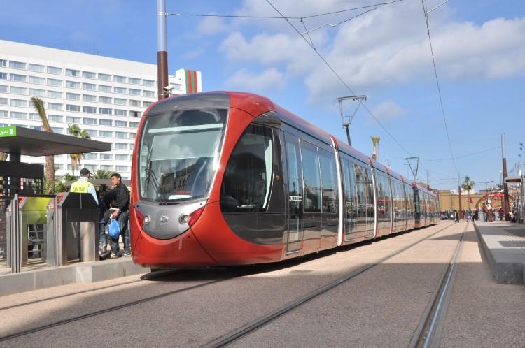 Tramway Casablanca 4
