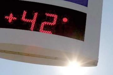 Vague de chaleur Maroc