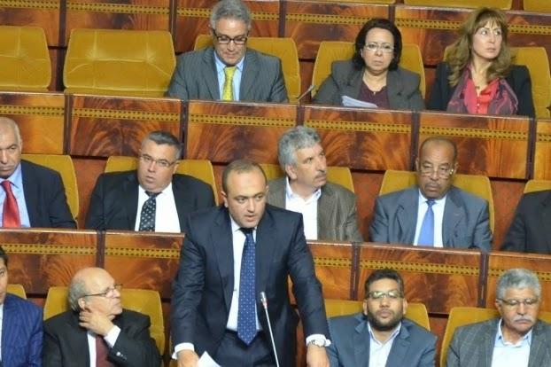 Zine El Abdine El Howass, président de la municipalité de Had Soualem (province de Berrechid, région Casablanca-Settat)