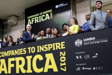 Companies to inspire Africa