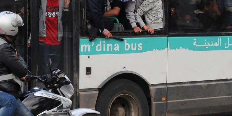 Casablanca arrestation des auteurs de l'agression sexuelle du bus