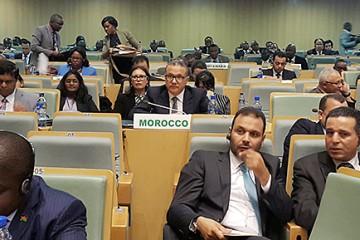 Mohamed Boussaid Commission UA