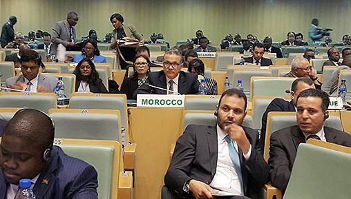 Boussaid : Le Maroc contribuera à la réforme de l'Union Africaine