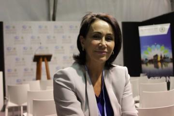 Rita Zniber, PDG de Diana Holding