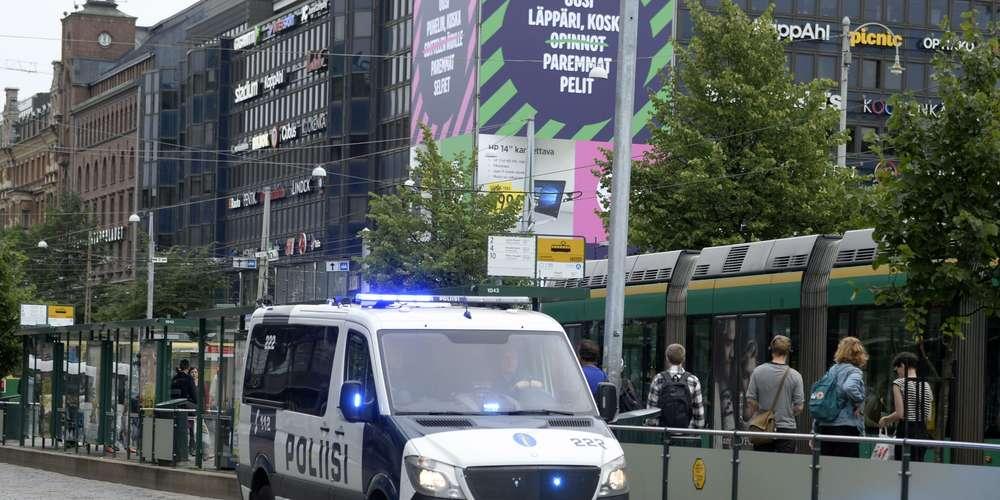 Finlande: plusieurs personnes poignardées à Turku, un suspect interpellé