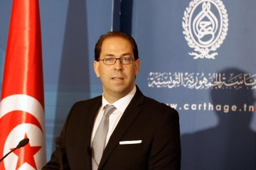 Youssef Chahed, Chef du gouvernement tunisien