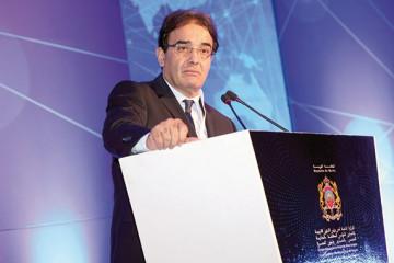 Abdelkrim Benatiq, ministre délégué chargé des MRE et des Affaires de la migration.
