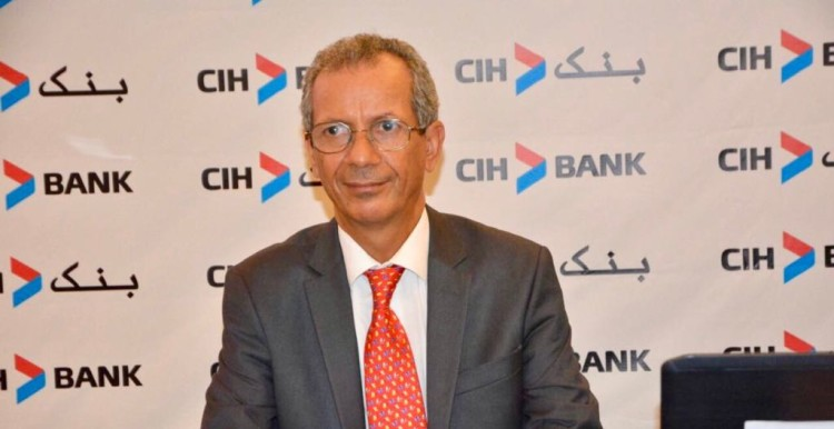 Ahmed Rahhou, PDG de CIH Bank