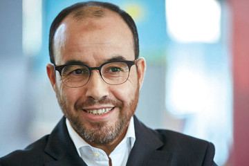 Brahim Ez-Zerrouqui, directeur industriel de LafargeHolcim Maroc