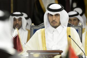 Cheikh Abdallah Ben Nasser Ben Khalifa Al Thani, premier ministre du Qatar
