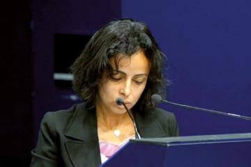 Hiba Zahoui, directrice de la supervision bancaire à Bank Al-Maghrib