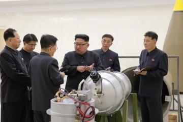 Kim Jong-un, chef suprême de la Corée du Nord
