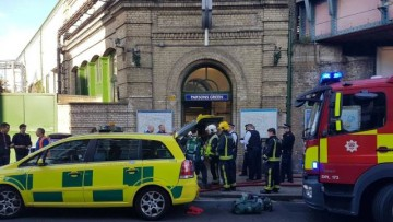 Londres Parsons Green Attentat