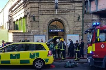 Londres Parsons Green Attentat