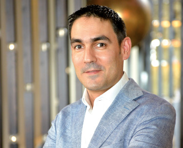 Manuel-Sancho, Business Development Manager de Nespresso pour le Moyen-Orient et l'Afrique