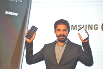 Mohamed Achraf Ennaji, directeur commercial Samsung Electronics Maghreb