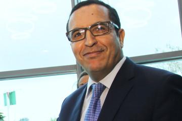 Mohamed El Azizi, DG de la BAD pour l'Afrique du Nord