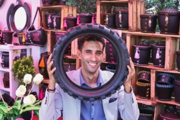 Mohamed Khattou, DG de Upcyclemo