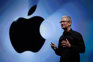 Tim Cook, PDG de Apple