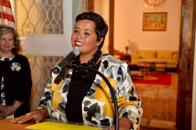 Jennifer Rasamimanana, consule générale des États-Unis au Maroc