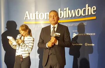 Moulay Hafid El Alami, ministre de l'Industrie, de l'Investissement, du Commerce et de l'Économie Numérique