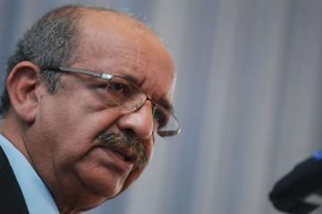Abdelkader Messahel, ministre algérien des Affaires étrangères