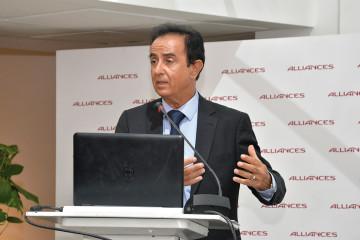 Ahmed Ammor, DG du groupe Alliances