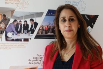 Bouchra Nhaili, DRH de Lydec