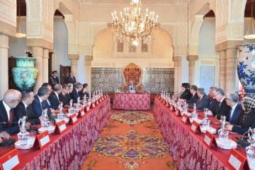 Conseil des Ministres 02-10-2017