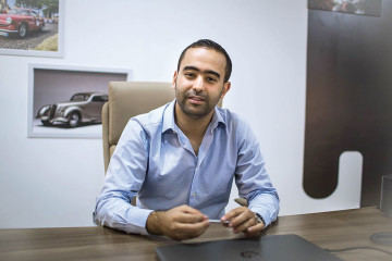Fakhre-Eddine Rmich Ennaji fondateur et directeur général de MDM Motors