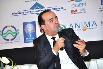 Hicham Zanati Serghini, DG de la CCG