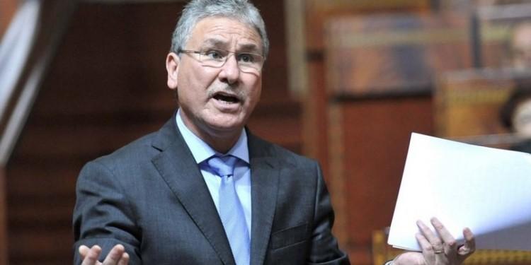Houcine El Ouardi, ministre de la Santé