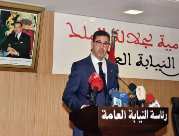 Mohamed Abdennabaoui, procureur général du Roi près la Cour de cassation