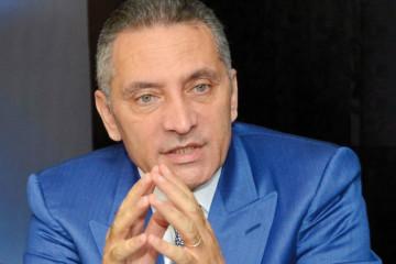Moulay Hafid Elalamy, ministre de l'Industrie, du Commerce,  de l'Investissement et de l'Économie numérique