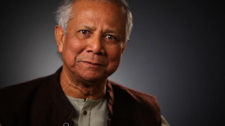 Muhammad Yunus, prix Nobel de paix 2016