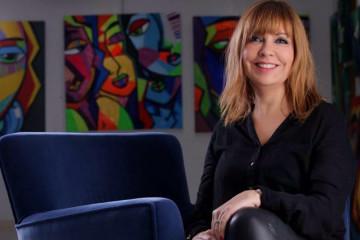 Nadia Chellaoui, ambassadrice des arts et de la culture de Divine Académie