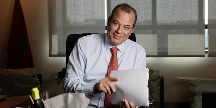 Omar Faraj, DG de la DGI