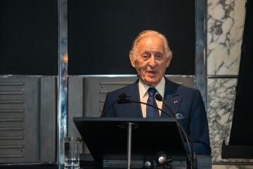 Othman Benjelloun, président de BMCE Bank of Africa
