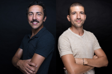 Ali Kettani et Anas Taleb, co-fondateurs de Packtory