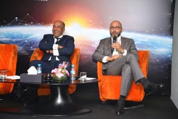 Redouan Bayed, PDG du groupe M2M et Faissal Khdiri, DG de NAPS