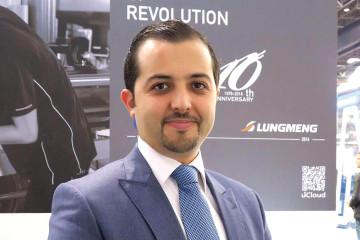 Samir Benhssain, Fondateur et Directeur général de BG Partners