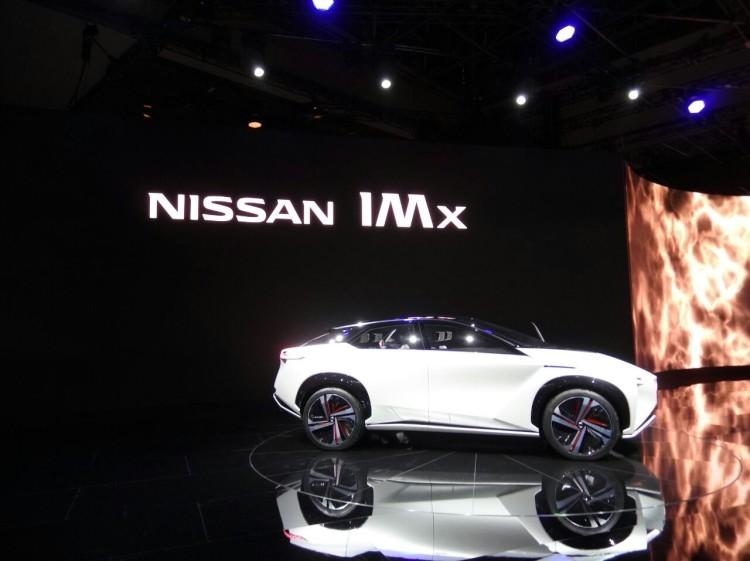 IMX, concept-car de Nissan