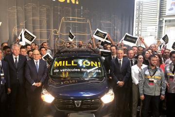 Le royaume a conforté sa place de numéro deux sur le continent face à l'Afrique du Sud, qui a assemblé 599.004 véhicules en 2016 (-2,7%).