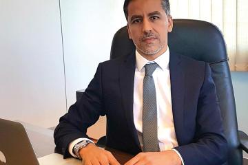 Abdellah Aït Saïd, directeur général de Geoloc Solutions