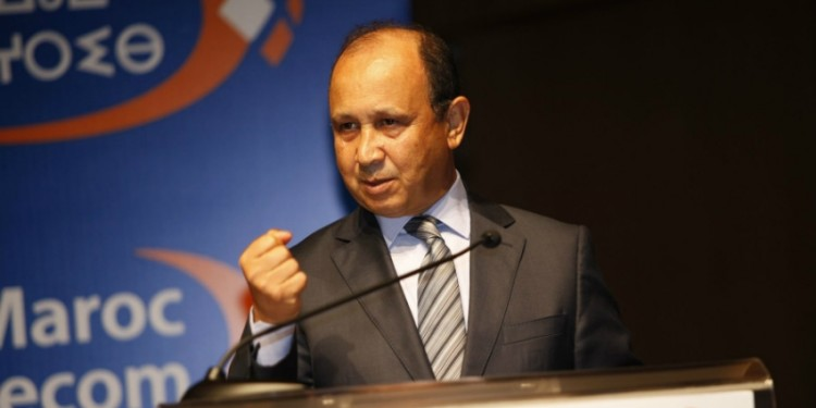 Abdeslam Ahizoune, président du directoire de Maroc Telecom